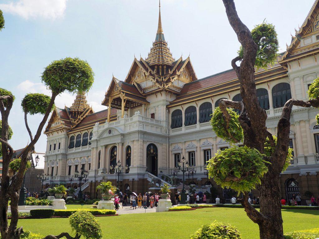 Der Königspalast